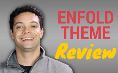 Enfold WordPress Theme Review